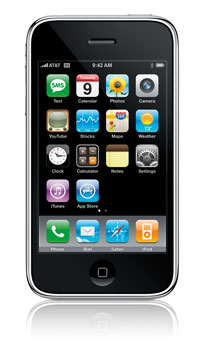 iPhone 3g (from Apple)