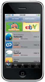 Apple's iPhone App Store